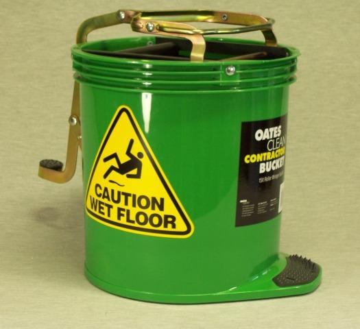 16lt Plastic Mop Bucket