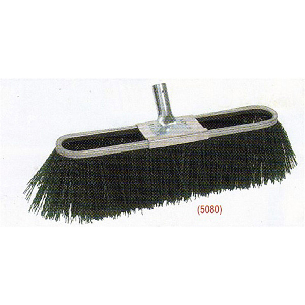Steel Frame Poly Yard Broom Head Only