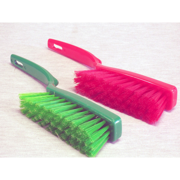 Plastic Backed Vinyl Bannister Brush