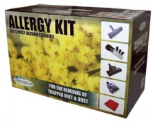 Allergy Kit - Complete Kit for making your home allergy free