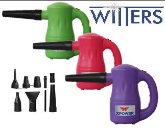 Multi Purpose Home Pet Dryer - 90CFM - 350Watt-2.4Amp - 2 Speed Switch