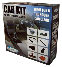 Car Kit - Complete Kit for Easy Car Detailing & Cleaning