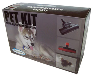 Pet Kit - Complete Kit for Fast & Easy Pet Hair Removal