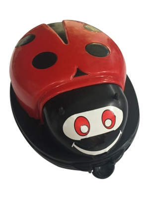 Lady Bug Hand Held Sweeper