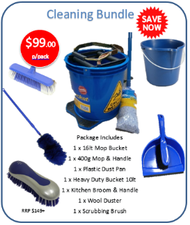 Cleaning Bundle May 2019 Special