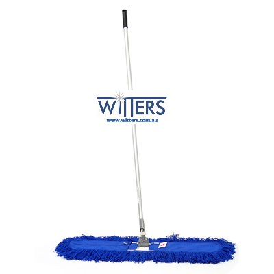 Blue Dust Control Mops