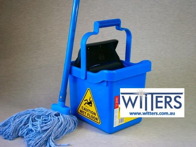 'Water Saver' Mini Bucket 12lt & Mop Package