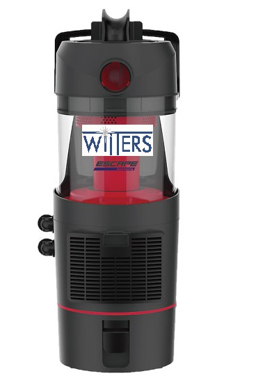 Escape Battery Powered Bagless Vacuum Cleaner - 24v Rechargeable Lithium-Ion