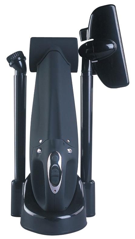 Cleanstar Handheld Wet 'n' Dry Cordless Vacuum Cleaner - 9.6Volt