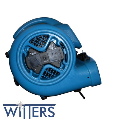 Professional Air Mover 3/4 HP - 520W - 2.2A - Stackable