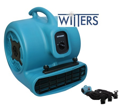Multipurpose Air Mover - 1HP - 700W - 3.0A - Stackable