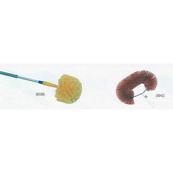 Large Twisted Wire Cobweb Brush