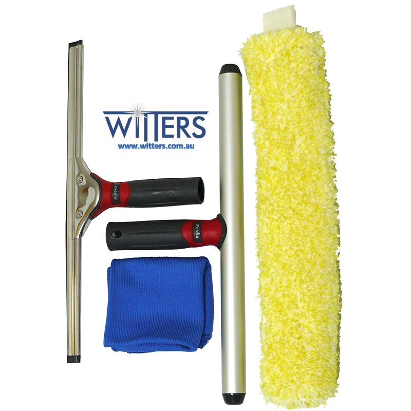Glass Cleaning Kit - 3 Piece