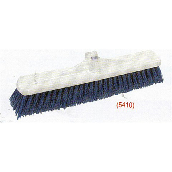 Medium Fill Hygiene Broom Colour Coded with Aluminium handle
