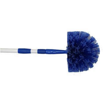 Domed Cobweb Brush with 1.5mt extendable handle