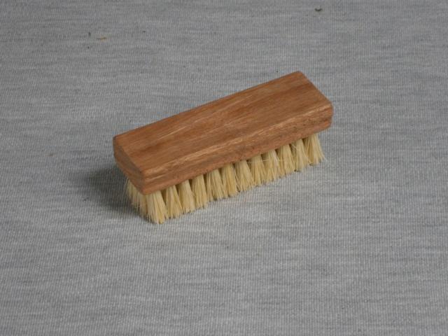Timber Backed Nail Brush