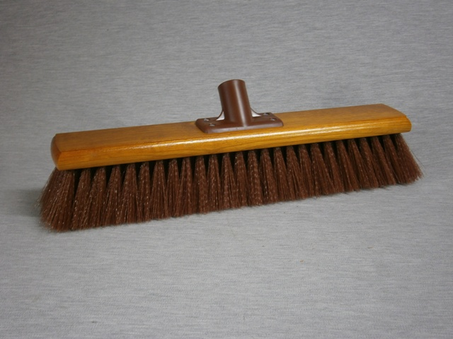 Synthetic Hard Centre Broom Economy Head Only