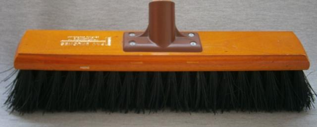 Bassine Fibre Broom Economy Head Only