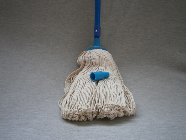 Mop Head + Aluminium Handle