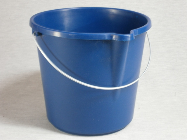 10lt Round Plastic Bucket