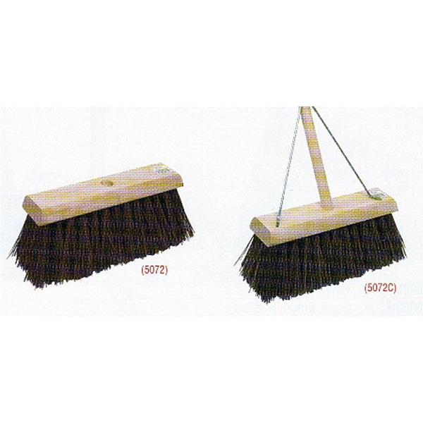 Poly Yard Broom Head Only