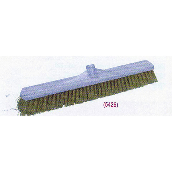 Soft Fill Hygiene Broom Colour Coded Head Only