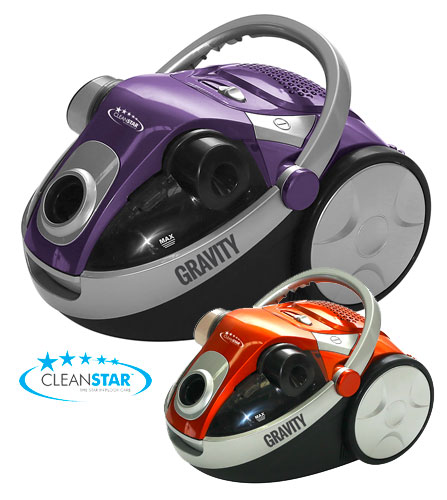 2200 Watt Bagless Vacuum Cleaner - Cleanstar