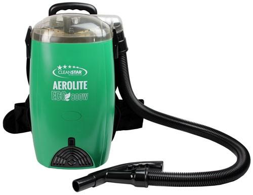 Aerolite Green Eco Backpack Vacuum Cleaner