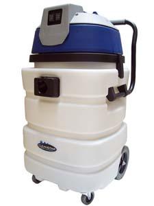 90lt Commercial Wet & Dry Vacuum - 2 Motors