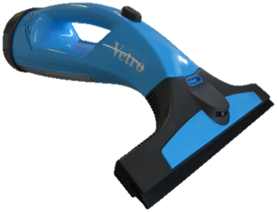 Rechargable Vetro Window Cleaner with Vacuum Technology