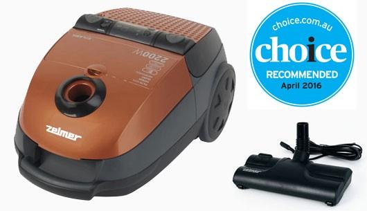 Zelmer Solaris 2200 watt Vacuum Cleaner