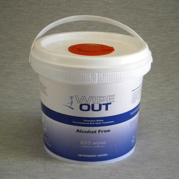 Wipe Out Detergent Based Wipes