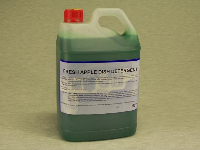 Fresh Apple Dishwashing Liquid