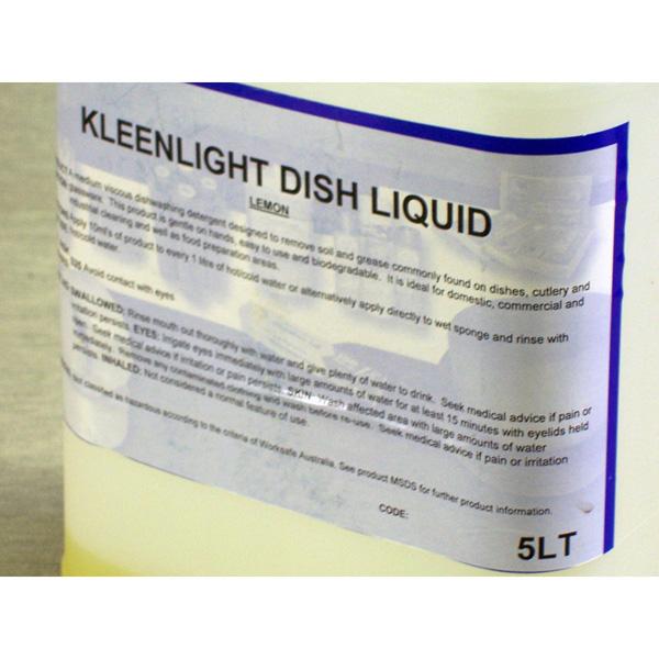 Kleenlight Dishwashing Liquid Heavy Duty