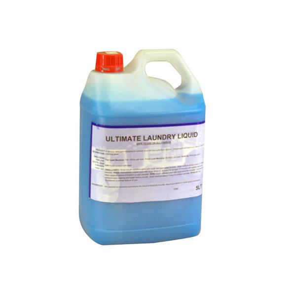 Ultimate Laundry Liquid Detergent