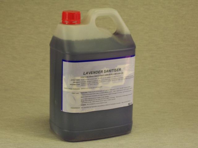 Lavender Disinfectant & Sanitiser