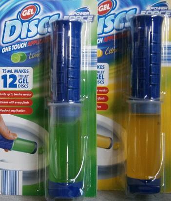 Gel Discs - Toilet Gel Discs