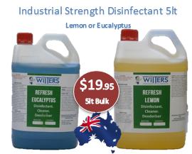 Refresh - Eucalyptus Disinfectant - Deoderiser and Sanitiser