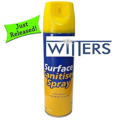 Surface Sanitiser Spray