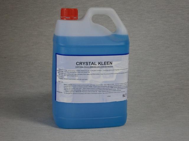 Crystal Kleen Window Cleaner