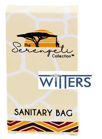 Sanitary Bag - Serengeti Collection