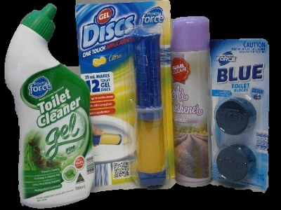 Complete Toilet Cleaning Pack