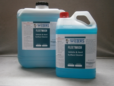 Witters Fleet Wash - Car & Hard Surface Cleaner
