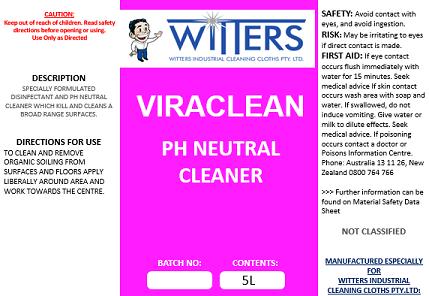Virisan +/- Bacteria Killer