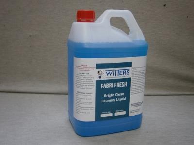 Fabri Fresh Liquid Laundry Detergent 5lt