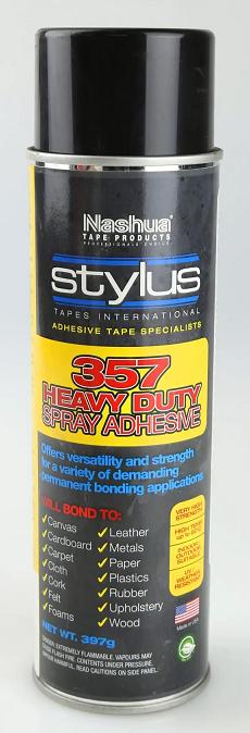 Nashua Spray Adhesive - Heavy Duty 357