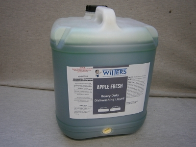 Apple Fresh Heavy Duty Dishwashing Liquid