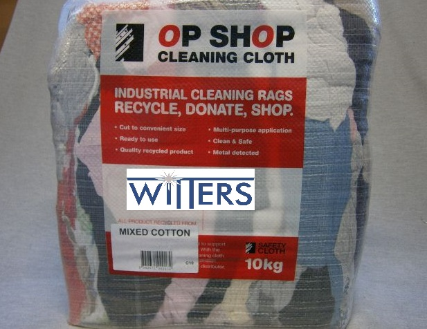 Mixed Workshop Wipers - CC33