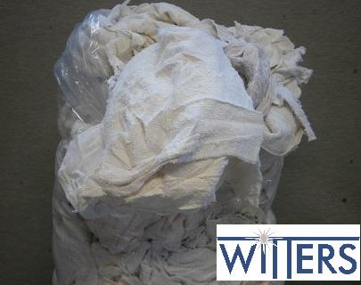 White Bath Towels -CC38W