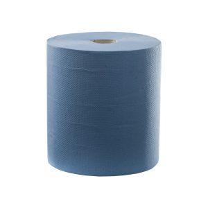 Duro Auto Cut Towel 150m x 6 rolls - Blue